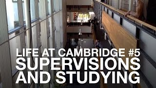 Download Cambridge Vlog 5 - Supervisions and Studying Video