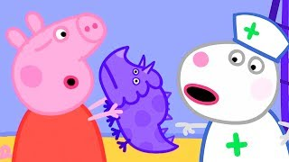 Download Peppa Pig Official Channel | Peppa Pig and Dinosaurs Video