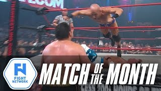 Download AJ Styles vs Samoa Joe vs Christopher Daniels (Turning Point 2009) | Match of the Month Video