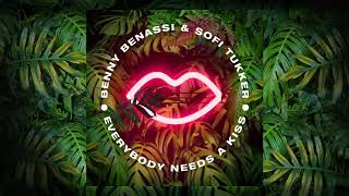 Download Benny Benassi & SOFI TUKKER - Everybody Needs A Kiss [Ultra Music] Video