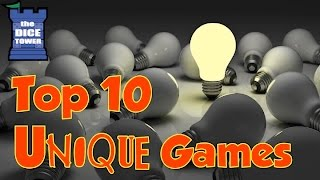 Download Top 10 Unique Games Video