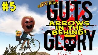 Download Midget Apple Plays - Guts and Glory #5: Arrows in the Behind! Video