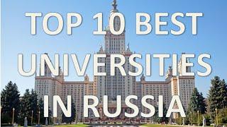 Download Top 10 Best Universities In Russia 2015/Top 10 Universidades De Russia 2015 Video