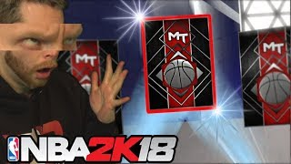 Download My Greatest NBA 2K18 Pack Opening Video