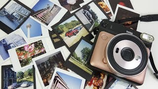 Download Fuji Instax SQ6 Instant Camera Review - Fun at any cost? Video