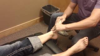 Download 3 Lower Extremity Chiropractic Adjustments you may NEED! - Pro Chiropractic Bozeman Video