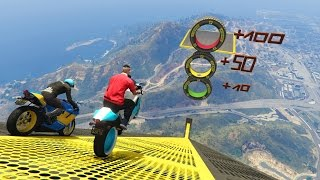 Download 99% IMPOSIBLE!! 100 PUNTOS!!! - CARRERA GTA V ONLINE - GTA 5 ONLINE Video