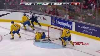 Download Sweden vs. Slovakia (Bronze Medal Game) IIHF WJC 2015 (5/1/2015) Video