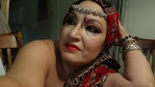 Download ARABIAN SEX APPEAL MAKEUP (RED & GOLD) Video