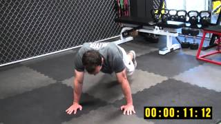 Download 4-Minute NO-Equipment Belly Fat Destroyer Circuit Video