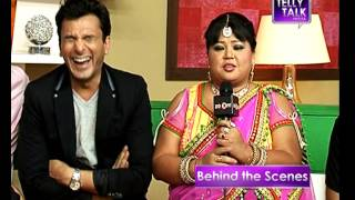 Download Bharti describes the judges of Junior Masterchef in terms of food items Video