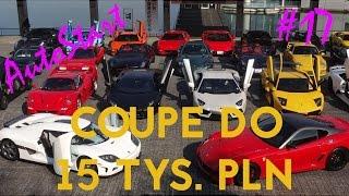 Download 10 COUPE DO 15 TYS. PLN - LISTA | AUTO START #17 Video