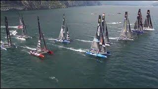 Download Blast off! GC32 Racing Tour's best flying action Video