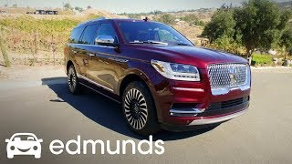 Download 2018 Lincoln Navigator Review | Test Drive | Edmunds Video