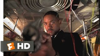 Download Men in Black II - Jeff the 600 Foot Worm Scene (1/10) | Movieclips Video