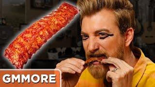 Download Gas vs Charcoal BBQ Rib Taste Test Video