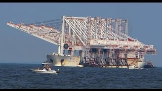 Download Seagirt Marine Terminal Gets New Cranes Video