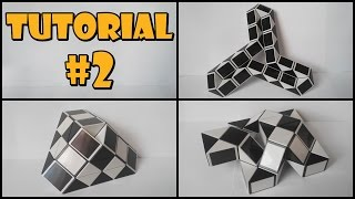Download Rubik's Twist 36 Tutorial #2 - Pyramid - Propeller - Turtle Video