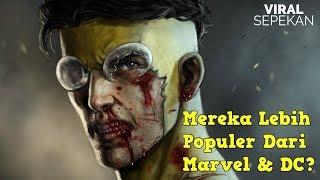 Download 11 Superhero Hebat Yang Bukan Dari Marvel dan DC Comics Video