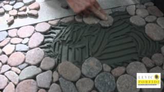 Download Posa piatto doccia in pietra Video