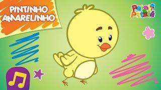 Download Patati Patatá - Pintinho Amarelinho (DVD O Melhor da Pré-escola) Video
