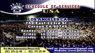 Download Please Watch!!! JMCIM Central Live Streaming of SUNDAY GENERAL WORSHIP | JANUARY 26, 2020. Video