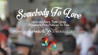Download Somebody to Love - FlashMob Unasp Video