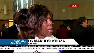 Download BREAKING NEWS: Makhozi Khoza speaks out following her axing Video