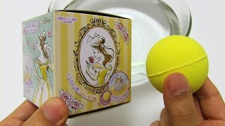 Download Beauty and the Beast Bath Bomb Video