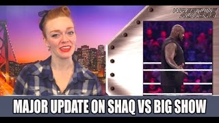 Download Major Update on Shaq VS Big Show Video
