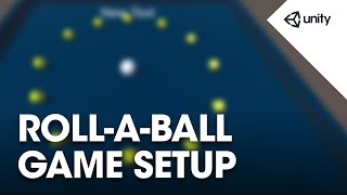 Download Unity 5 - Roll a Ball game - 1 of 8: Setting up the Game - Unity Official Tutorials Video