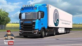 Download [ETS2 v1.28] Scania New Generation *Mega Mod - BDF, Scania P,S,R* + ALL DLC´s ready Video