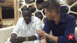 Download Akon talks Election 2016, Donald Trump, and turning the lights on in Africa Video