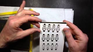 Download Test etching PCBs with inkjet transparencies. Video