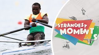 Download The Crowd's Favourite Rower Did Not Win a Medal | Strangest Moments Video