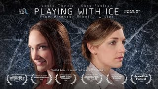 Download Playing with Ice - Lesbian Sci-fi Romance Video
