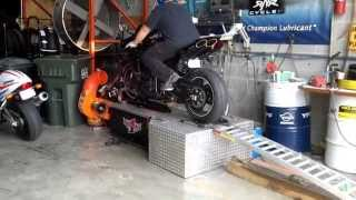 Download TOCE exhaust on my R1 Video