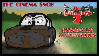 Download The Cinema Snob: THE LITTLE CARS 2: RODOPOLIS ADVENTURES Video