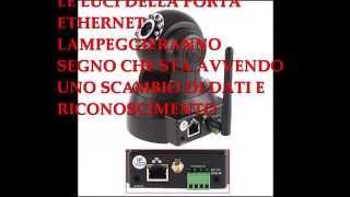 Download COME CONFIGURARE IPCAM P2P E NON Video