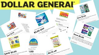 Download Dollar General Filler Items available for the week of 10-13 thur 10-19 Video