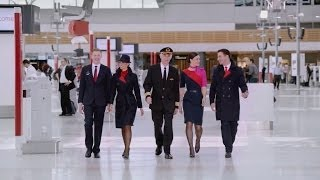 Download Safety in Style - Qantas Cabin Safety Video A380 Video