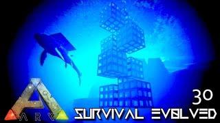 Download ARK: SURVIVAL EVOLVED - NEW UNDERWATER VACUUM TEK BASE !!! E30 (MODDED ARK PUGNACIA DINOS) Video