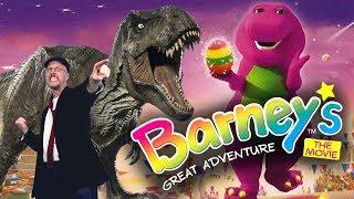 Download Barney's Great Adventure - Nostalgia Critic Video