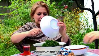Download Dolma making and sharing tradition, a marker of cultural identity Video