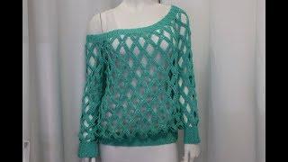 Download Blusa Crochet talla S-M Video