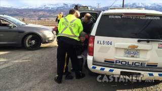 Download Resisting Arrest in West Kelowna Video