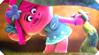 Download TROLLS (Animation, 2016) - ALL Trailers + Movie Clips COMPILATION ! Video