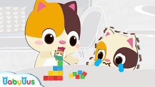 Download Kitten Timi, Which Color Do You Want | Number Song, Learn Colors | Educational Song for Kids|BabyBus Video