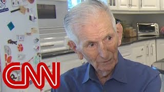 Download Dying WWII vet asks to meet someone from same battlefield Video
