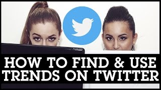 Download Twitter Trending Topics EXPLAINED 2016: How To Find & Use Trends on Twitter Video